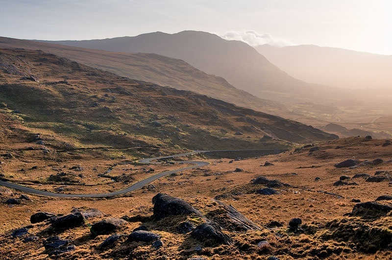 Healy Pass2 - Landscape Ireland