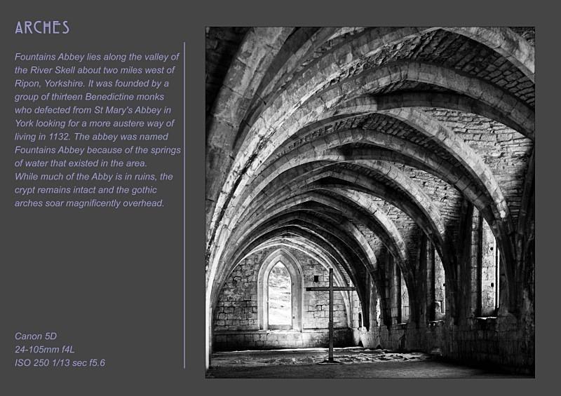 arches - Interiors & Exteriors