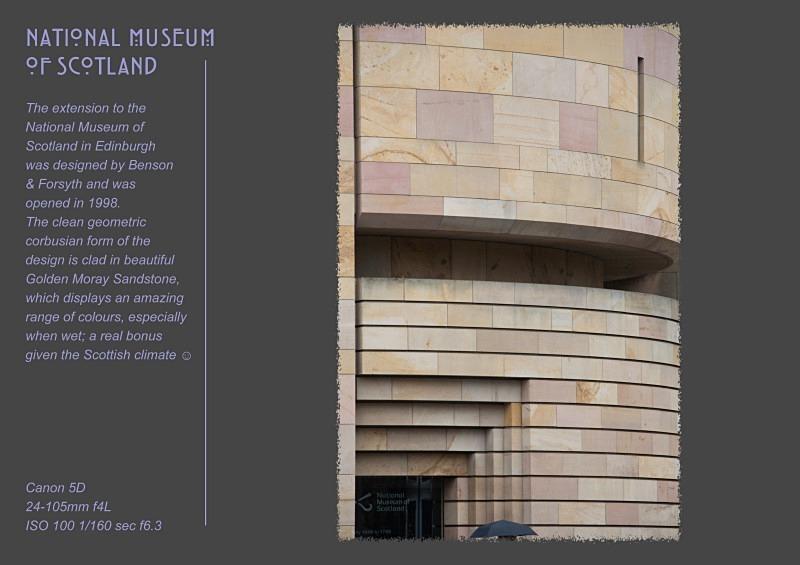 museum of scotland - Interiors & Exteriors