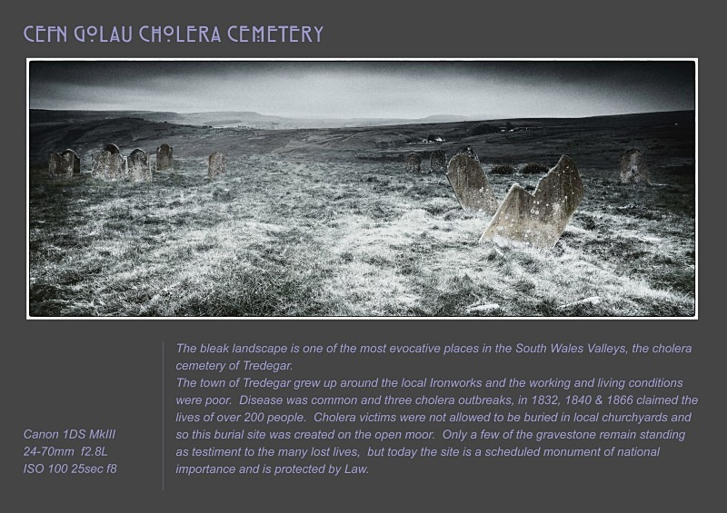 cholera cemetery - Land & Sea