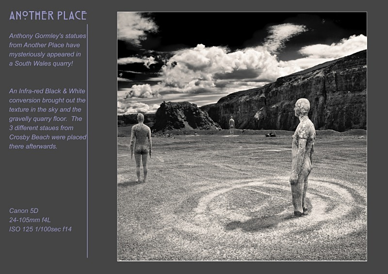 another place - Alternative Realities