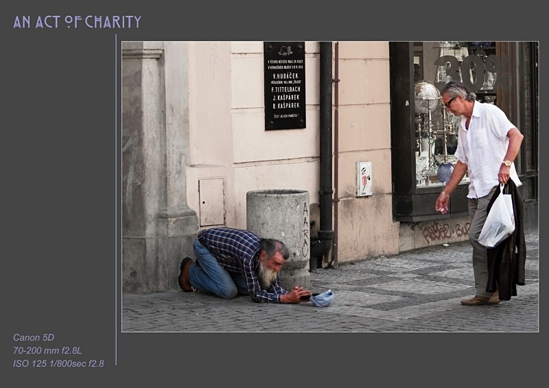 act of charity - People & Performance
