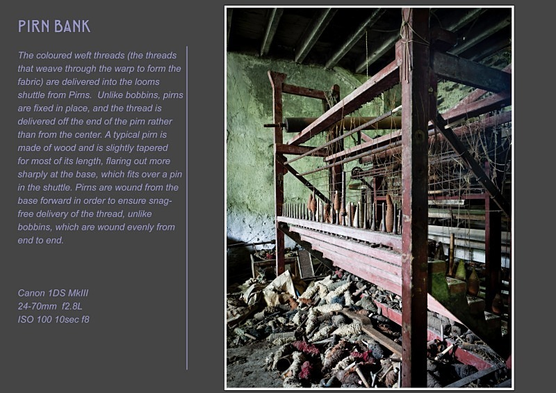 Pirn bank - Abandoned & Discarded
