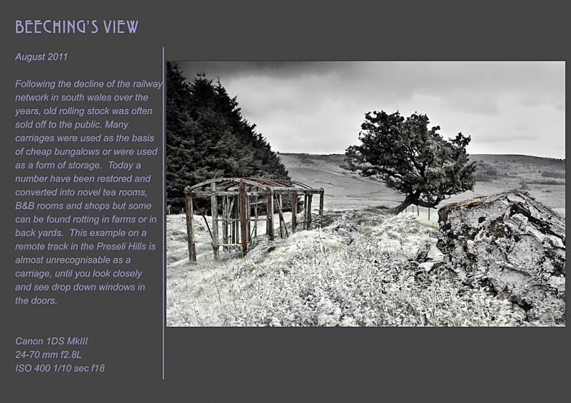 Beechings view - Land & Sea