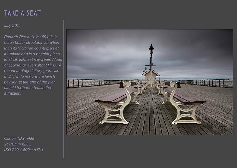 penarth pier - Land & Sea