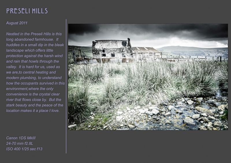 Preseli hills - Land & Sea