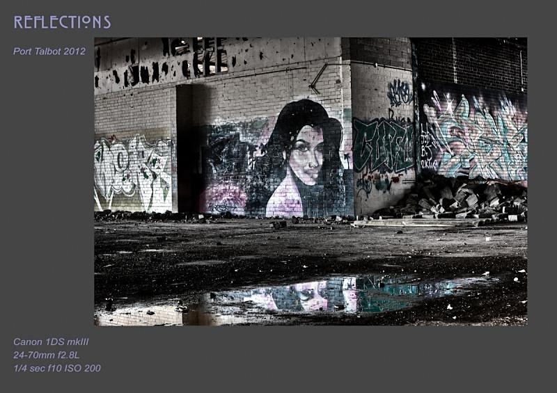 Reflections - Street Art & Graffiti