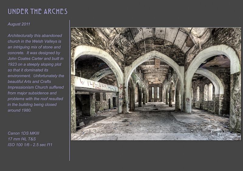under the arches - Interiors & Exteriors