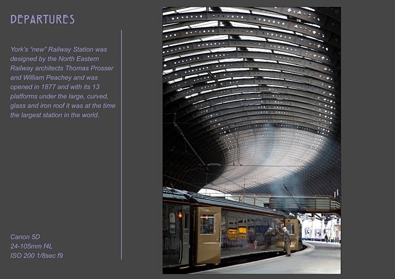 departures - Interiors & Exteriors