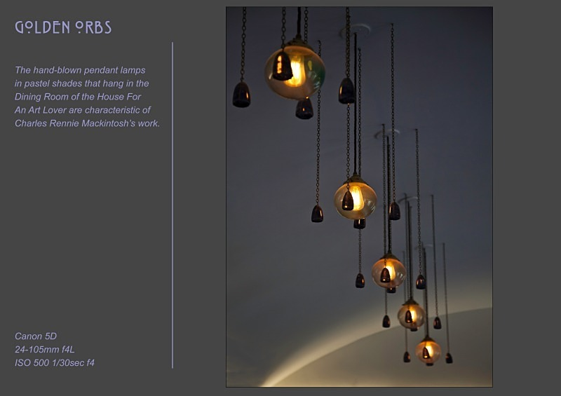 golden orbs - Interiors & Exteriors