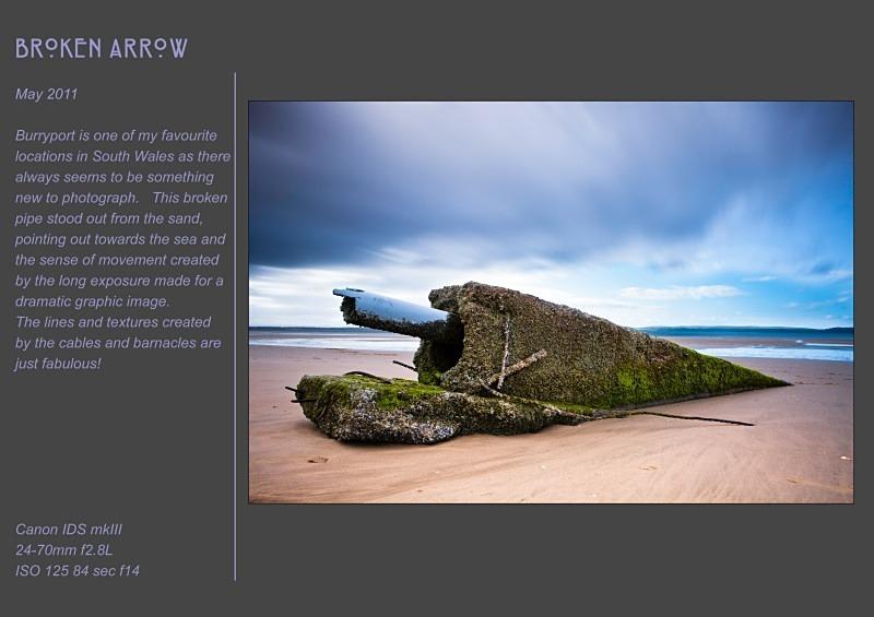 broken arrow - Land & Sea