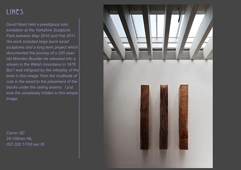 lines - Interiors & Exteriors