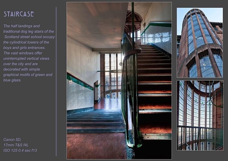 staircase - Interiors & Exteriors