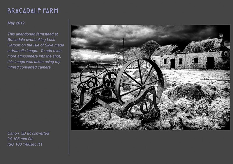 bracadale farm - Abandoned & Discarded