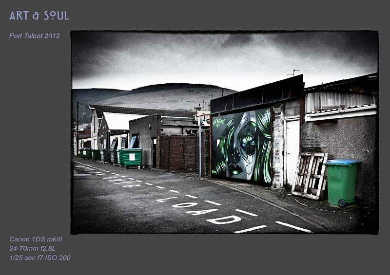 art  soul - Street Art & Graffiti