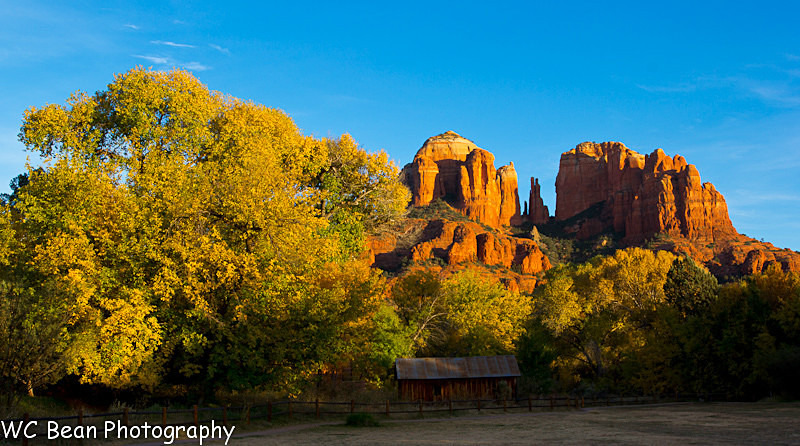 Cathedral Rock - Favorite Images of 2013