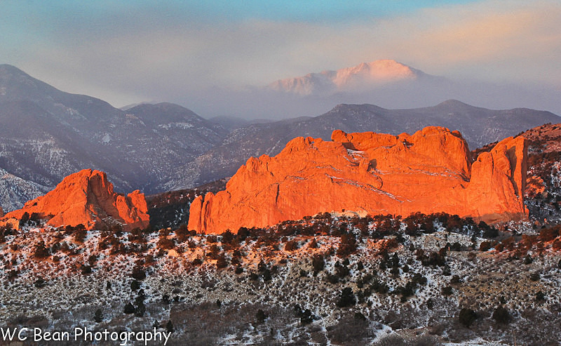 New Year's Day at Garden of the Gods - Favorite Images of 2013