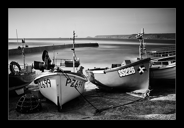 Off Shift - Cornwall