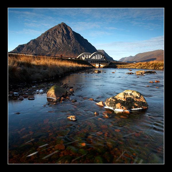 Buachaille and Bridge - Mainland Scotland
