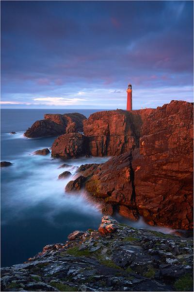 The Beacon - The Outer Hebrides
