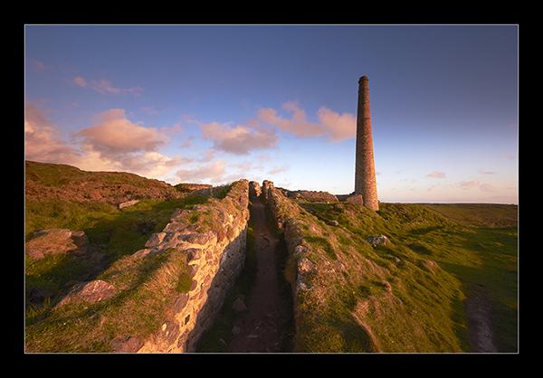The Tin Mines - Cornwall