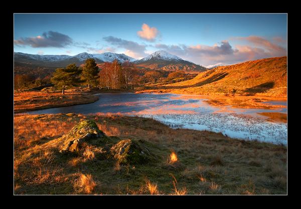 Fells On Fire - Cumbria
