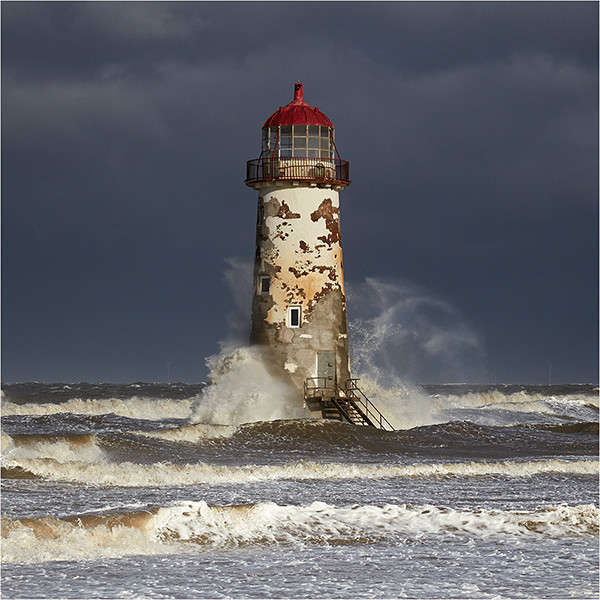 Talacre Storm - Wales