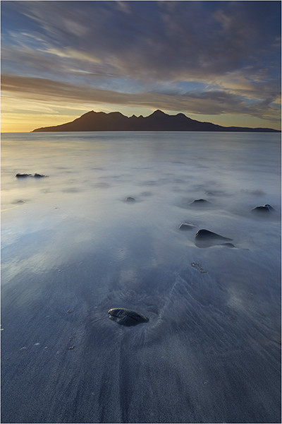 Rum Light - The Isle of Eigg