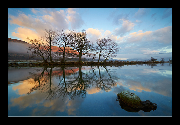 New Year Reflections - Cumbria