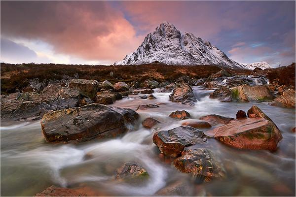 Winter Flow - Mainland Scotland