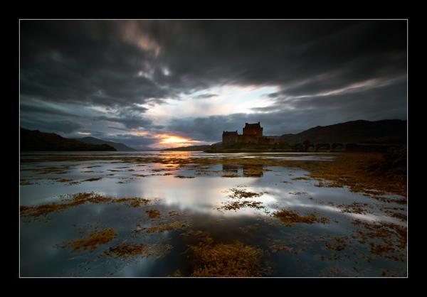 Highland Dusk - Mainland Scotland