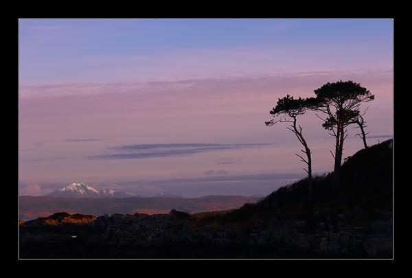 Early Morning Skye - Mainland Scotland