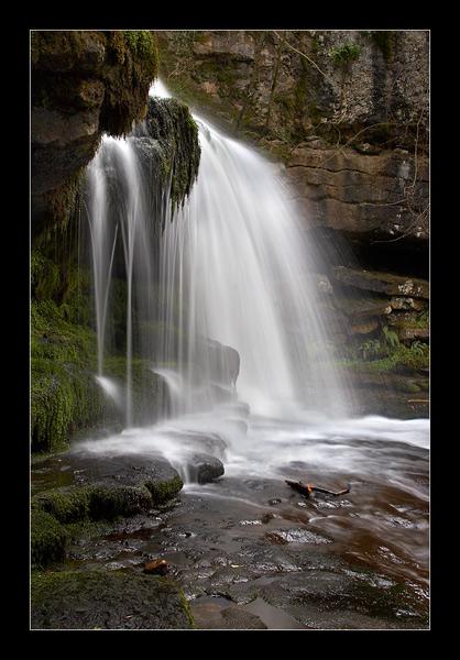 West Burton Shower - Yorkshire