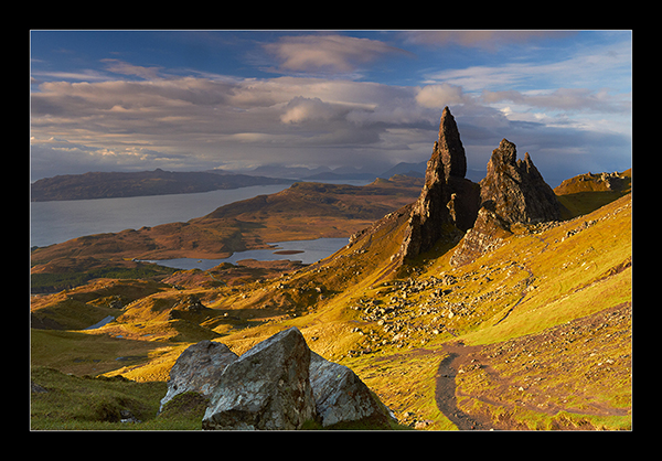 Storr Light - Isle of Skye