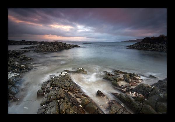 Camusdarach Dawn - Mainland Scotland