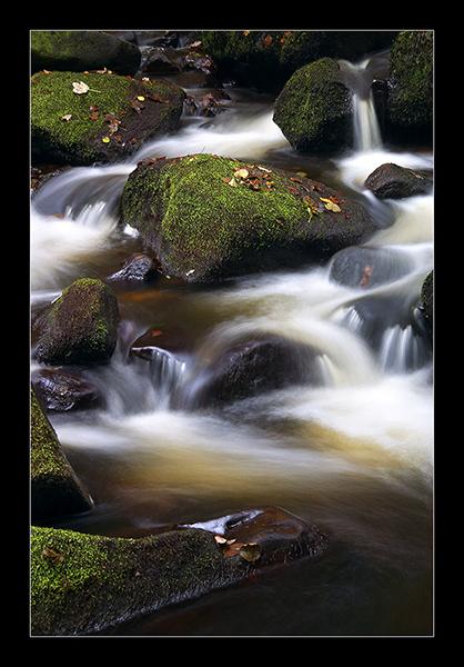 Padley Cascades - Derbyshire
