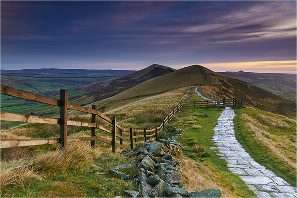Follow the Path - Derbyshire