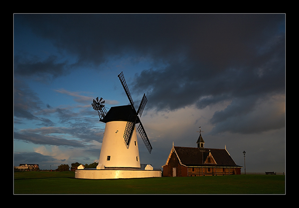 Lytham Windmill - The North West.