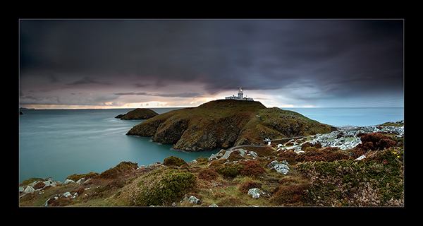 Stormy Strumble - Wales