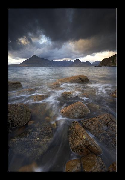 Over The Sea - Isle of Skye