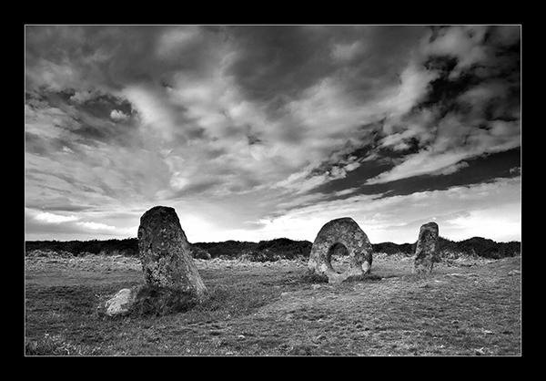 Mên-an-Tol - Cornwall