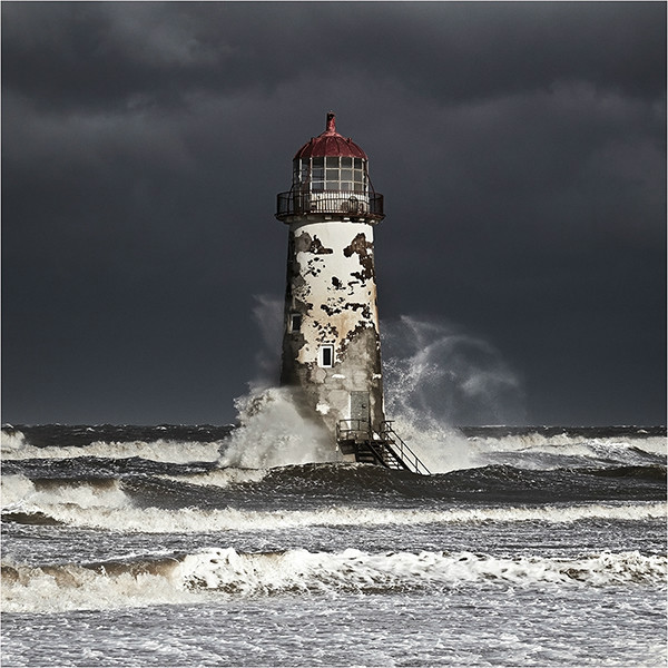 Talacre Storm II - Wales