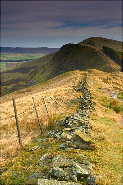 Towards Back Tor - Derbyshire