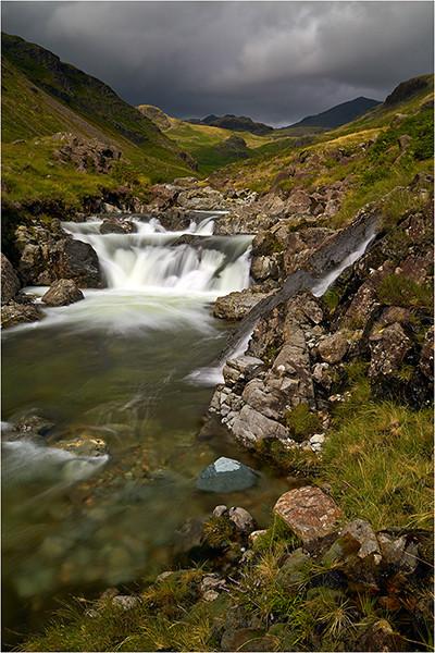 Esk Cascades - Cumbria