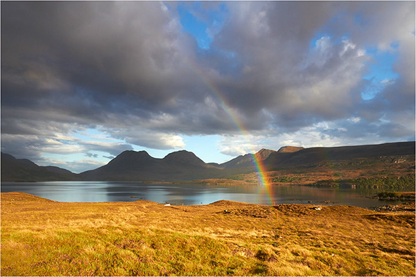 The Fiddlers Rainbow - Mainland Scotland