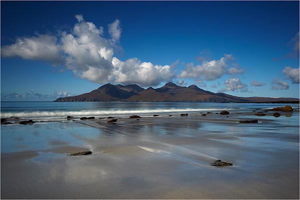 Sunny Sands - The Isle of Eigg