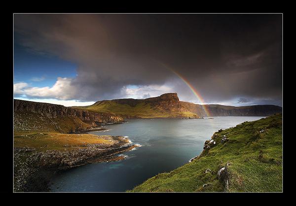 Waterstein Head - Isle of Skye