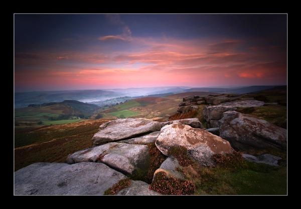 Over The Edge - Derbyshire