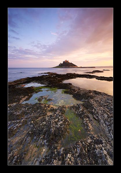 A Royal Sunset - Cornwall