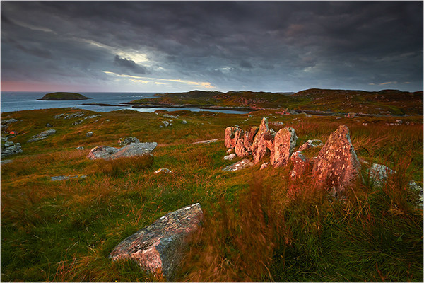 Red Rocks - The Outer Hebrides